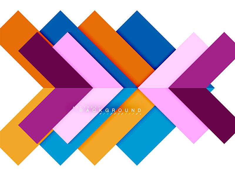 几何形状,抽象,几何学,背景,留白,未来,调色板,艺术,水平画幅