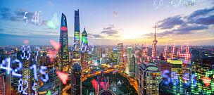 上海,财务数据,背景聚焦,显示器,股票行情,全球财政,全球商务,恒生指数,全球通讯,股市和交易所