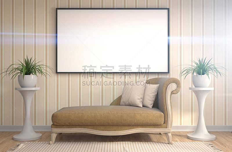 室内,正下方视角,绘画插图,边框,背景,轻蔑的,三维图形,投影屏幕,空白的