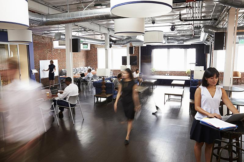 忙碌,设计师,办公室,室内,职业,非裔美国人,男商人,新创企业,男性,仅成年人