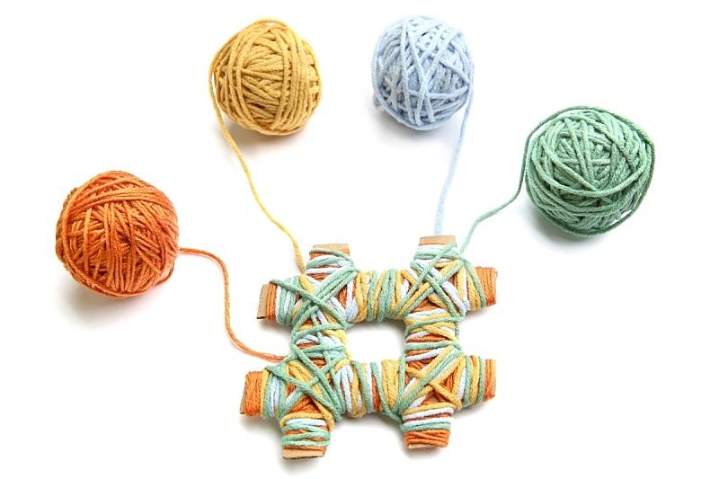 球,纸板,线,井号标签,多色的,分离着色,白色背景,水平画幅,纺织品,消息
