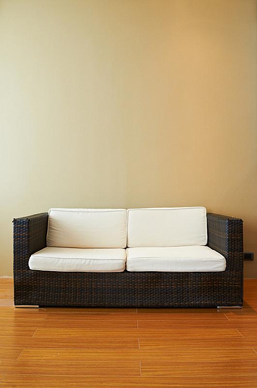沙发,起居室,空的,垂直画幅,家具,现代,地板,时尚,一个物体,太空
