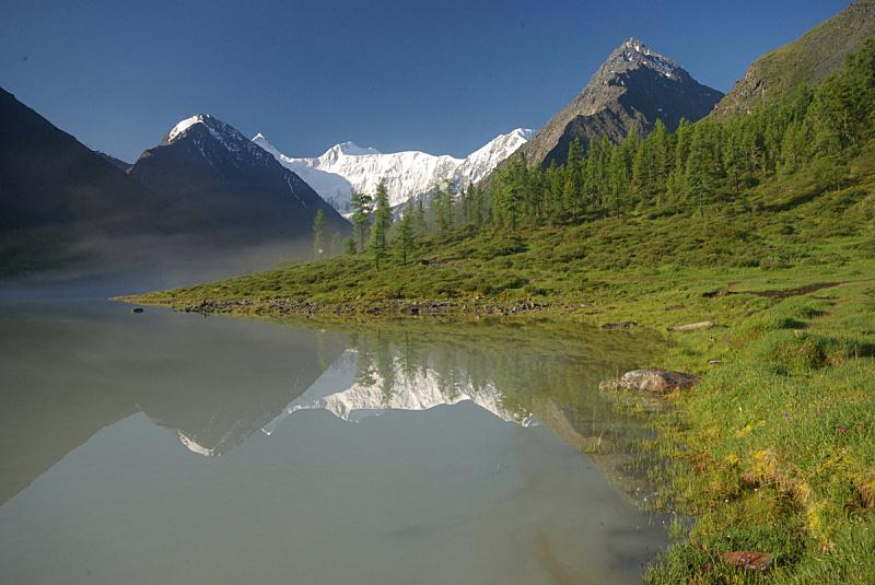 湖,水,地形,山,极端地形,山谷,自然美,山脉,分享,靠近