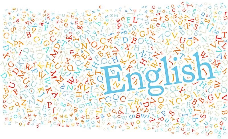 字母,词云,英格兰,合成图像,灵感,艺术,水平画幅,形状,绘画插图,符号