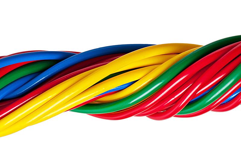 电力线,双胞胎,电缆,褐色,建筑承包商,水平画幅,能源,家庭生活,工匠,电子元件
