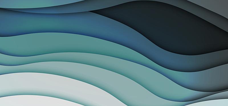 背景,极简构图,折纸工艺,洞,背景分离,华贵,技术,简单,弯曲