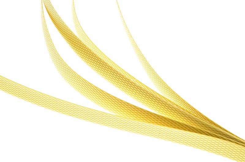 成一排,黄色,缎带,式样,水平画幅,纺织品,无人,符号,白色背景,塑胶
