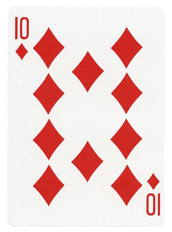 十面钻石,纸牌,进行中,垂直画幅,正面视角,新的,休闲活动,无人,白色背景,钻石形