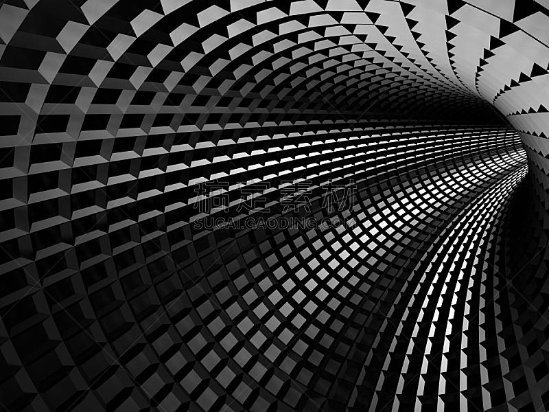 抽象,背景,隧道,水平画幅,形状,无人,玻璃,长方形,阴影,组物体