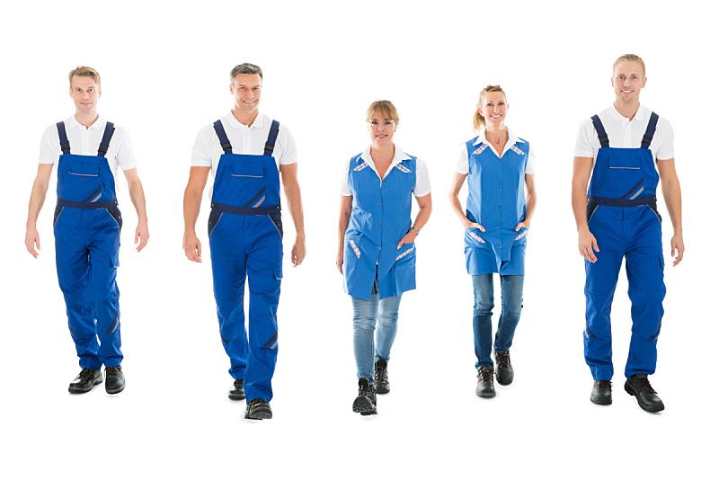 护理人员,成一排,注视镜头,信心,水平画幅,人群,制服,专业人员,中老年男人,数字5