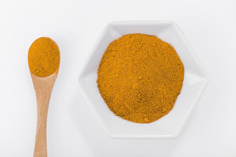 研磨食品,根部,姜黄,咖喱,芳香的,水平画幅,生食,生姜,干的,特写
