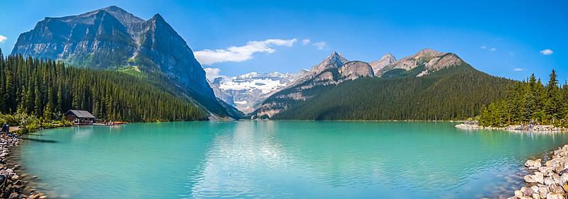 露易斯湖,阿尔伯塔省,加拿大,湖,全景,山,班夫,加拿大文明,阿拉斯加,卡尔加里