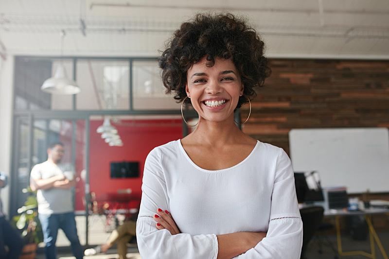 青年女人,创造力,办公室,商务休闲,信心,女商人,专业人员,设计师,多种族,青年人