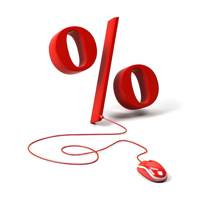 百分比号,鼠标,三维图形,图像,形状,无人,符号,金融,方形画幅,部分