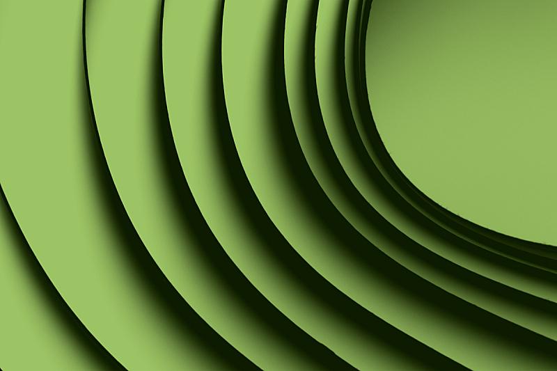 大特写,式样,折纸工艺,床单,背景,绘画艺术品,绿色,水平画幅,纹理效果,形状
