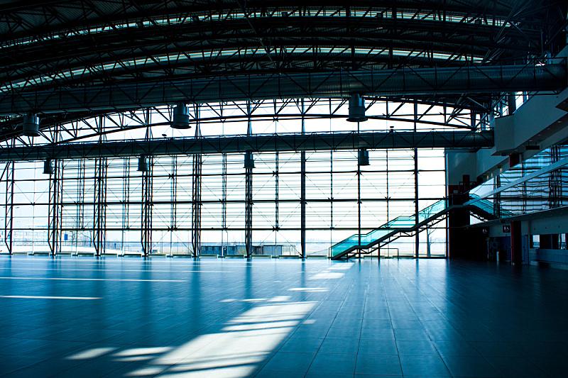 车站,机场出发区,水平画幅,走廊,旅行者,大门,行李,现代,建筑业,国际著名景点
