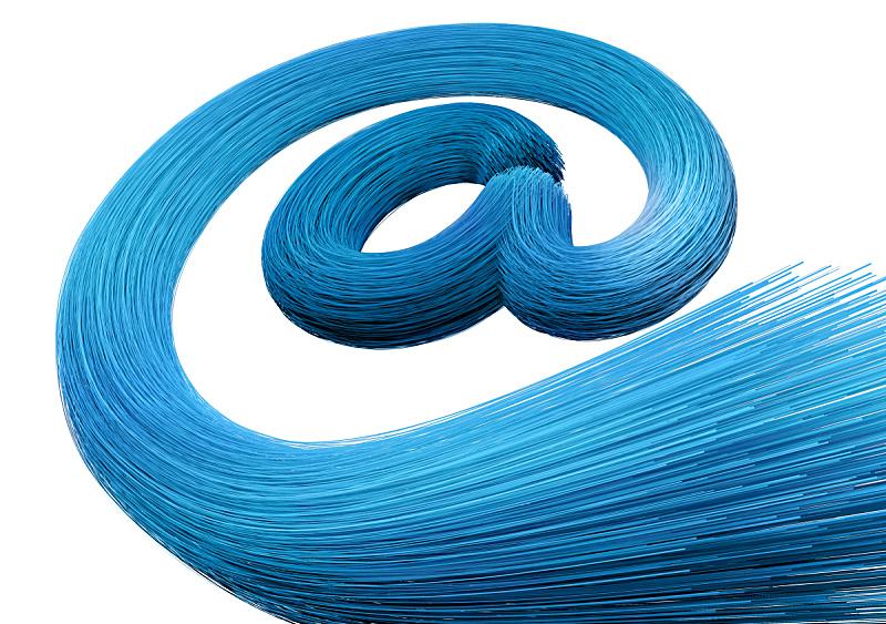 电缆,邮件,图标,纤维光学,水平画幅,形状,电子邮件,无人,绘画插图,符号