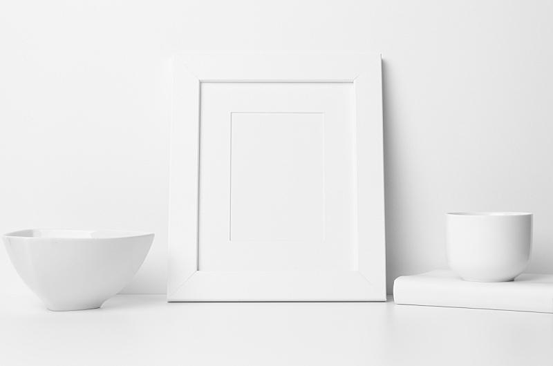 美术肖像,数字10,轻蔑的,边框,留白,艺术,水平画幅,墙,无人,干净