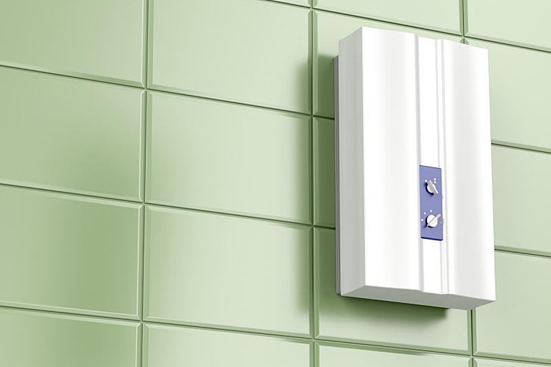 电暖气炉,锅炉,自动调温器,北马其顿共和国,马其顿地区,留白,温度,水平画幅,墙,无人