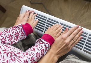 热,女人,电暖气炉,儿童,散热器,温度,发电站,深情的,4岁到5岁,家庭生活