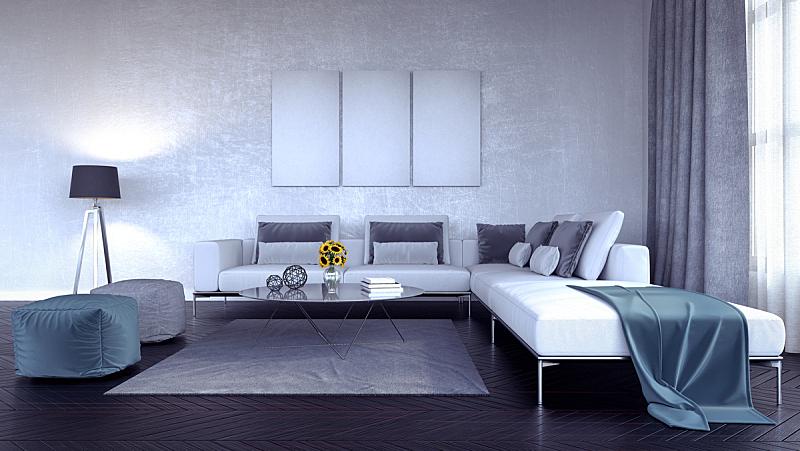 起居室,室内设计师,三维图形,灵感,座位,水平画幅,无人,绘画插图,灯,家具