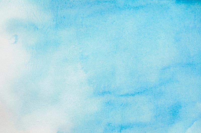 抽象,蓝色,水彩背景,柔和色,墨水,剪贴本,背景幕,水彩画颜料,天空,涂料