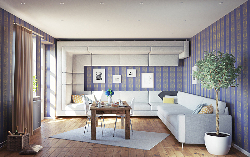 沙发,上下颠倒,座位,水平画幅,墙,无人,椅子,巨大的,家具,居住区