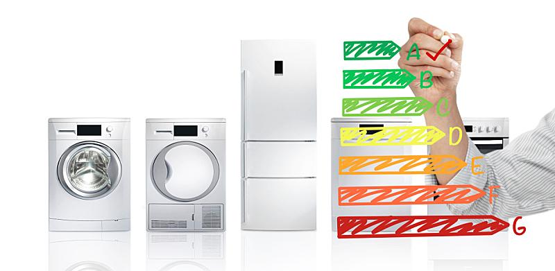 用具,节能,干衣机,洗衣机,英文字母f,英文字母g,英文字母e,英文字母d,冰箱,英文字母c