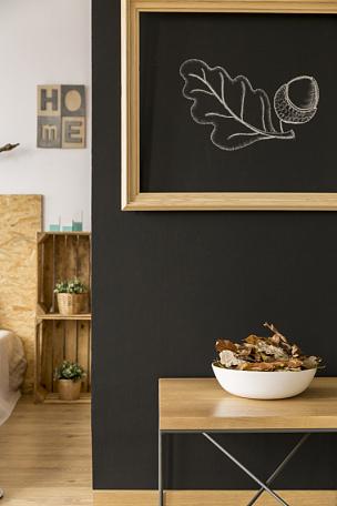 木制,装饰物,垂直画幅,室内,秋天,无人,卧室,公寓,黑色,现代
