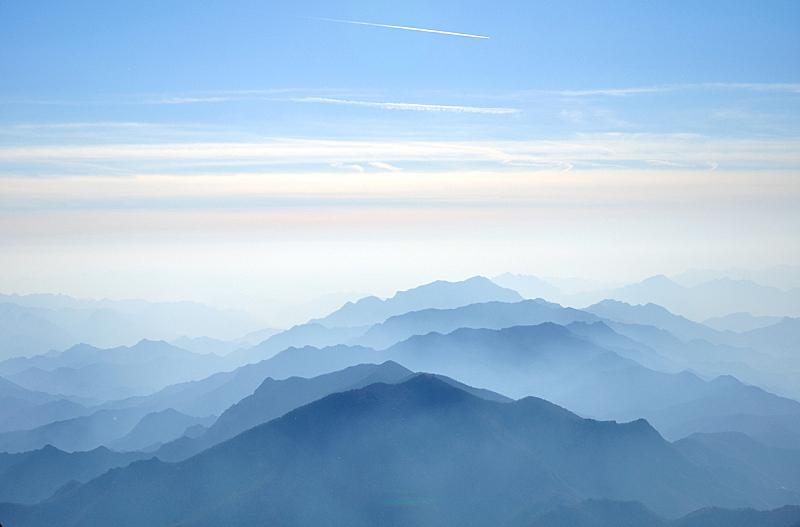 雪,山,身体活动,脚印,运动,雪山,北京,极限运动,环境,云