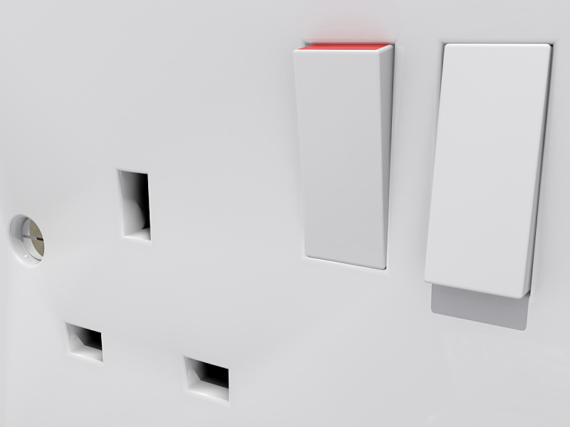 能源,电插头,水平画幅,形状,插座,无人,英格兰,塑胶,特写,摄影