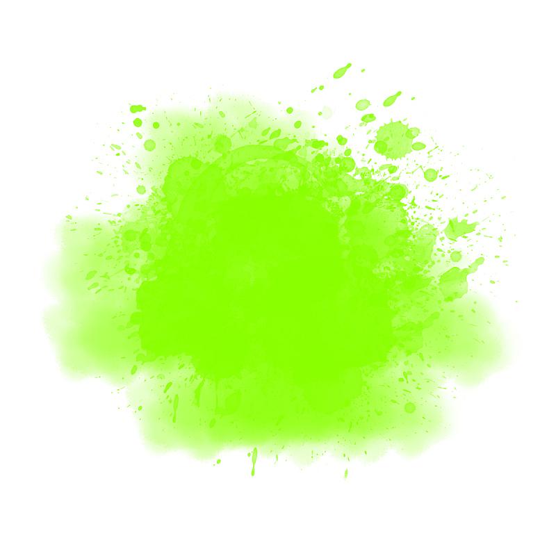 背景,摇滚乐,无人,墨水,分离着色,绿色,苹果,设计元素,喷溅,溅