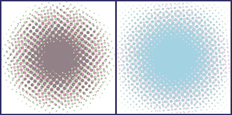 斑点,背景,椭圆形,艺术,波普风,纹理效果,绘画插图,艺术品,错觉,四方连续纹样