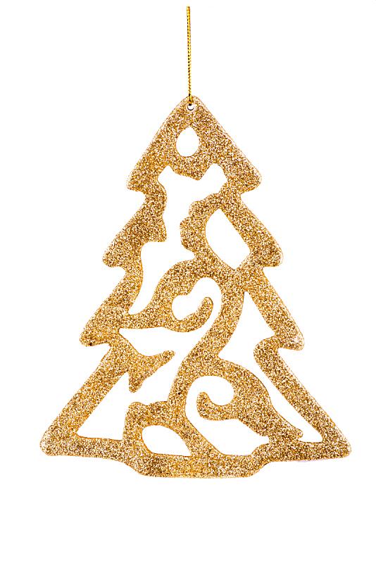 圣诞树,玩具,黄金,垂直画幅,无人,幽默,冬天,2015年,背景