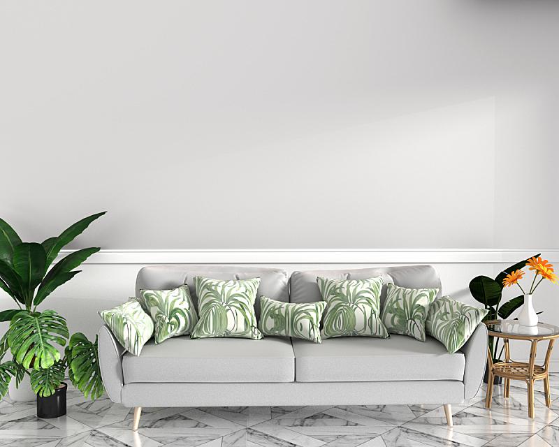三维图形,花岗岩,柜子,鸡尾酒,白色背景,植物,扶手椅,室内地面,办公椅,华贵