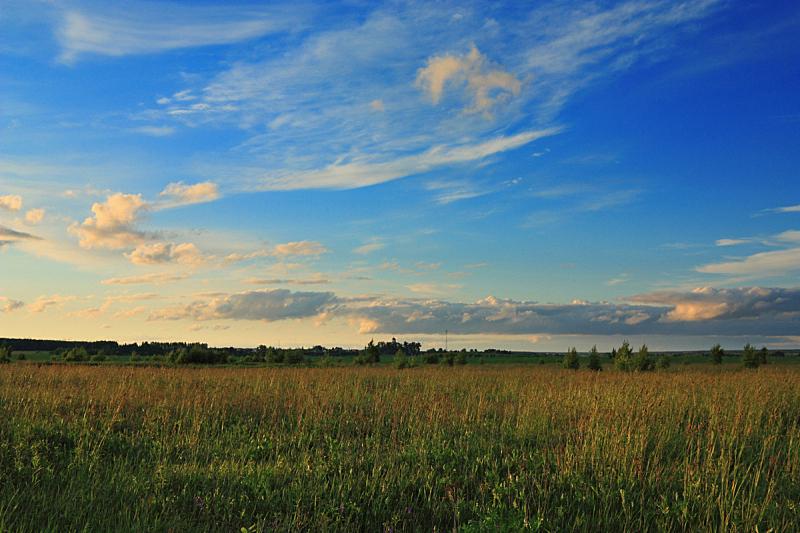 地形,天空,水平画幅,绿色,橙色,无人,蓝色,巨大的,户外,草