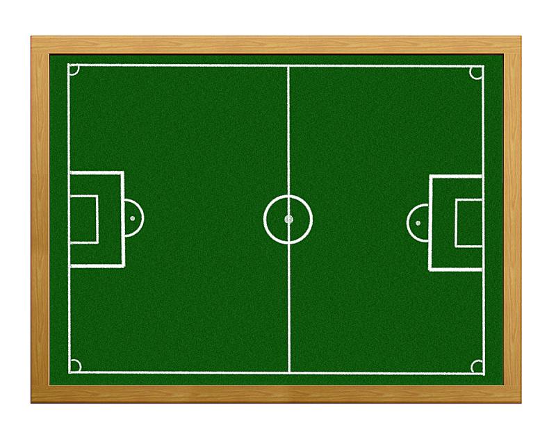 足球运动,足球场,学校,水平画幅,策略,教练,黑板,摄影