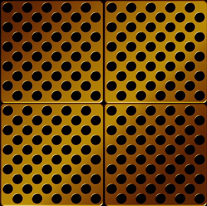 抽象,金属,盘子,背景,黄金,在下面,式样,钢厂,桌子,水平画幅