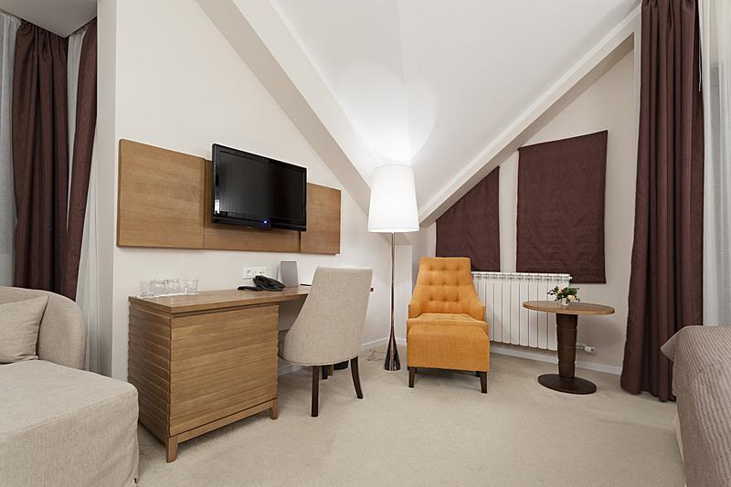 室内,宾馆客房,住宅房间,水平画幅,无人,椅子,家具,公寓,现代,住宅内部