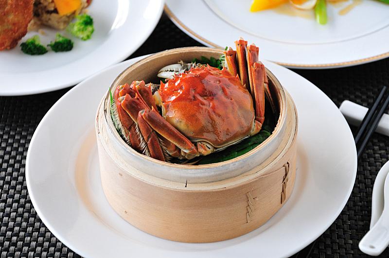 螃蟹,食品,主菜盘,四肢,海产,腿,动物身体部位,蒸锅,湖,橙子