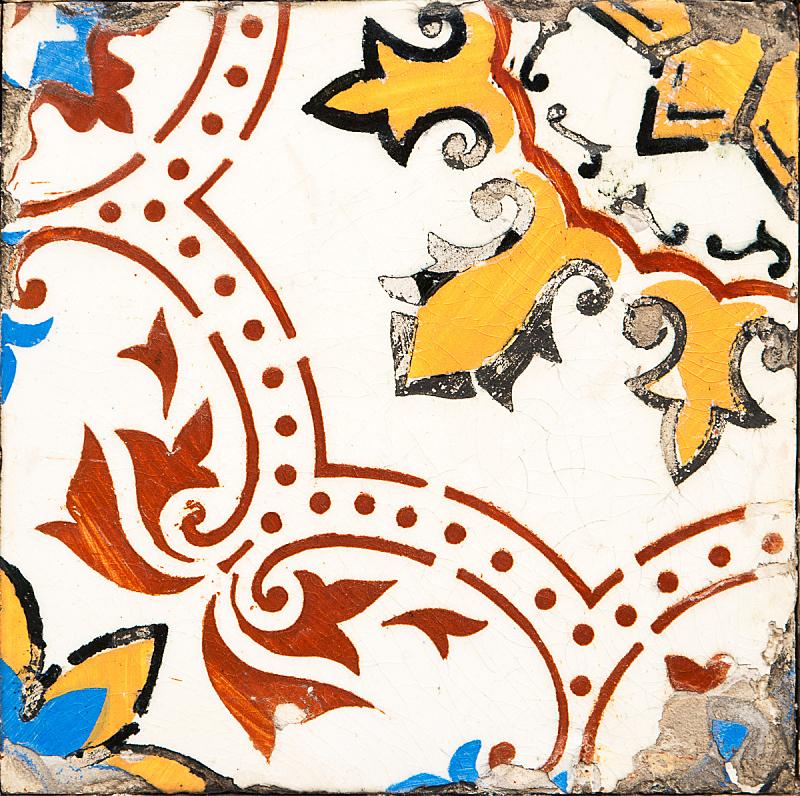 瓷砖,传统,陶瓷工艺品,艺术家,式样,艺术,水平画幅,无人,手艺,古老的
