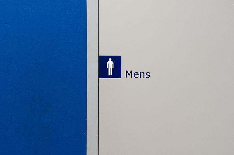 浴室,男人,标志,门,小的,女人,美国,水平画幅,蓝色,符号