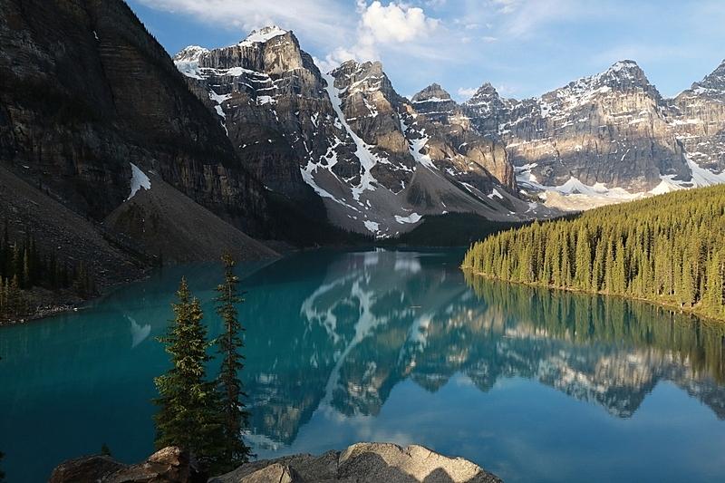 加拿大,阿尔伯塔省,梦莲湖,班夫,纯净,云,鞋子,腿,色彩鲜艳,动机