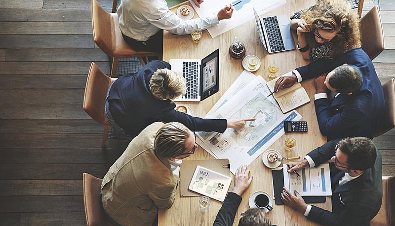 会议,商务人士,商务,概念,做计划,计划书,商务会议,经理,市场营销,蓝图