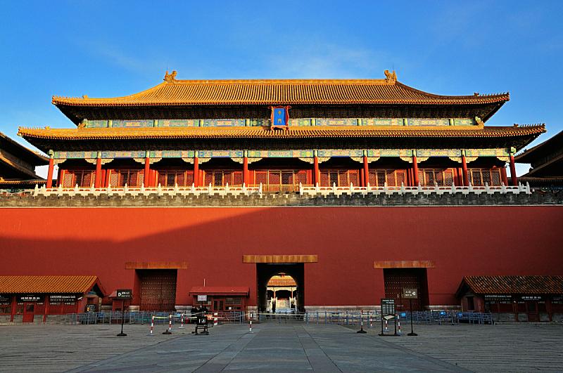 故宫,北京,明朝风格,当地著名景点,石材,居住区,国际著名景点,名声,彩色图片,著名景点
