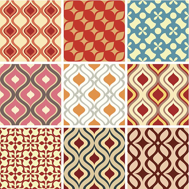 式样,抽象,形状,纺织品,无人,绘画插图,组物体,几何形状,四方连续纹样,计算机制图