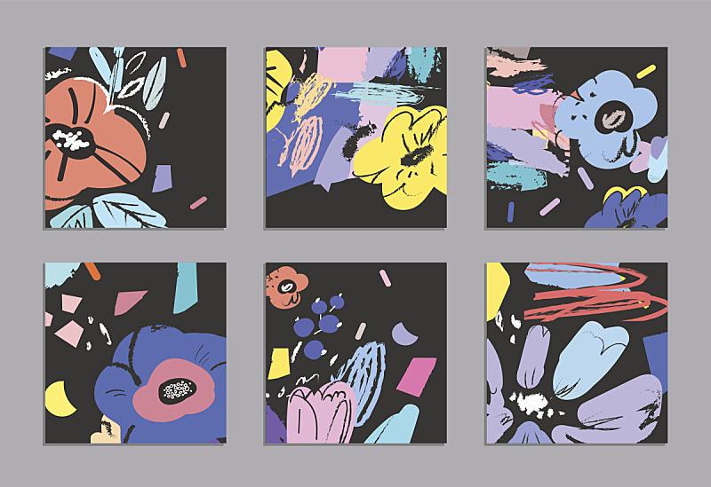 贺卡,创造力,全球通讯,笔触,稀缺,请柬,水彩画颜料,背景分离,热带气候,铅笔