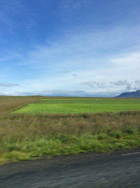 草,垂直画幅,天空,山,无人,蓝色,云,户外,摄影