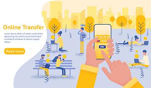 影像转移,手牵手,概念,电子邮件,按钮,有序,贺卡,技术,消息,自动取款机