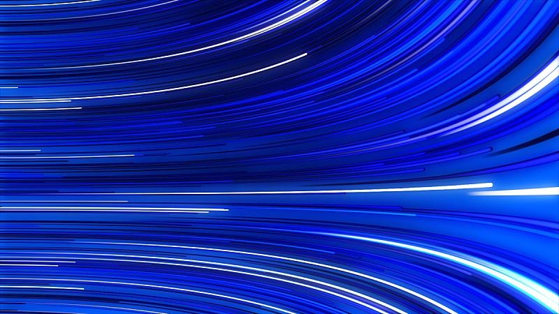 纤维光学,条纹,抽象,背景,卡通,纤维,电缆,未来,水平画幅,无人